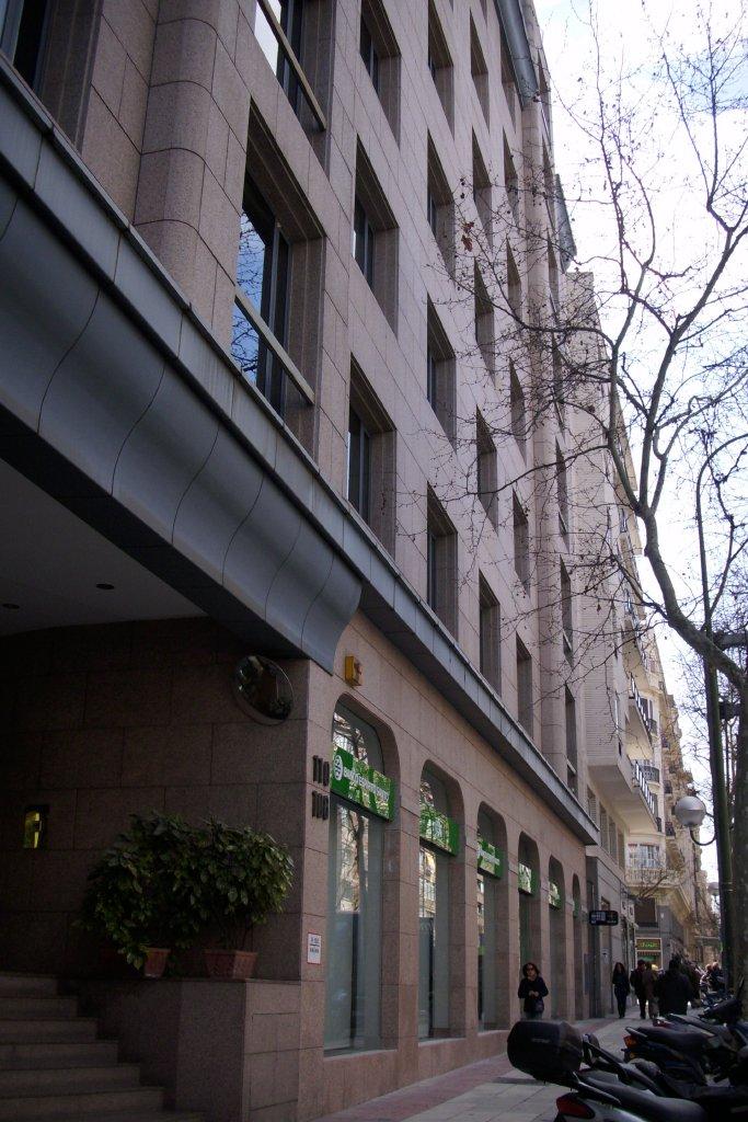 BANCO ESPIRITO SANTO - Oficinas centrales c/ Velázquez (Madrid)