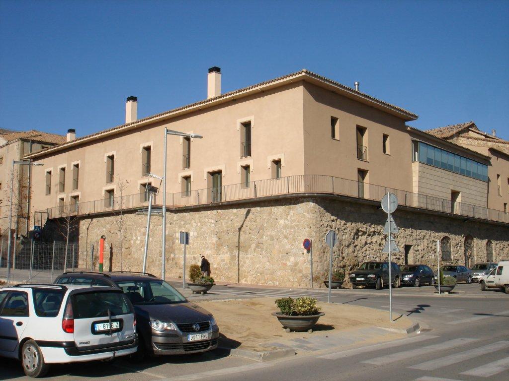 RESIDENCIA GERIÁTRICA ICASS - Balaguer