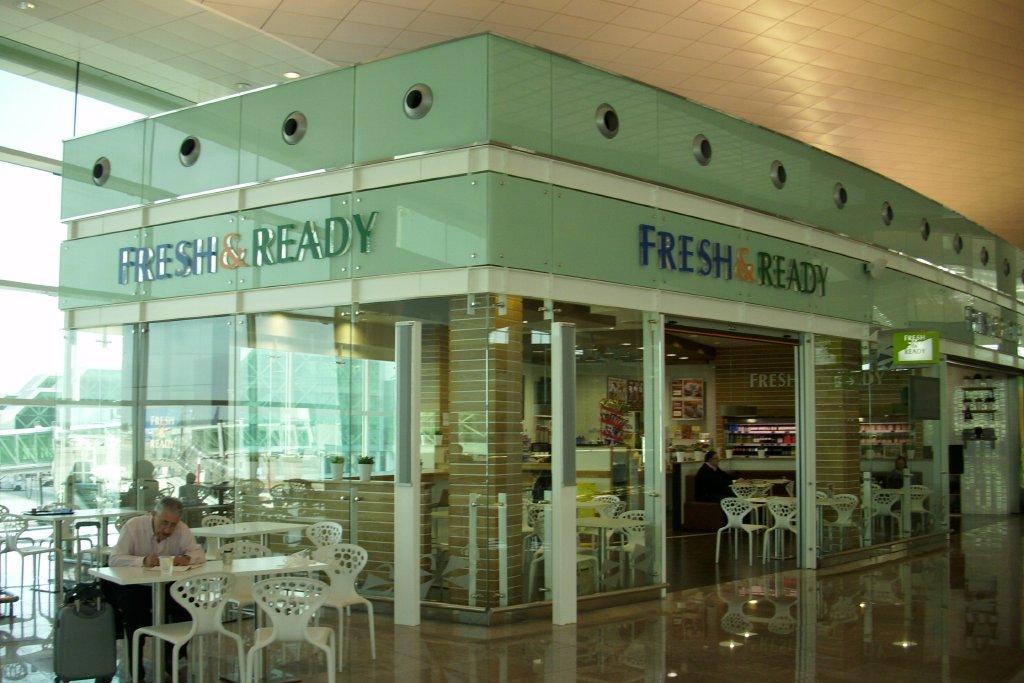 FRESH & READY y CAFFÉ DI FIORE (70 locales)