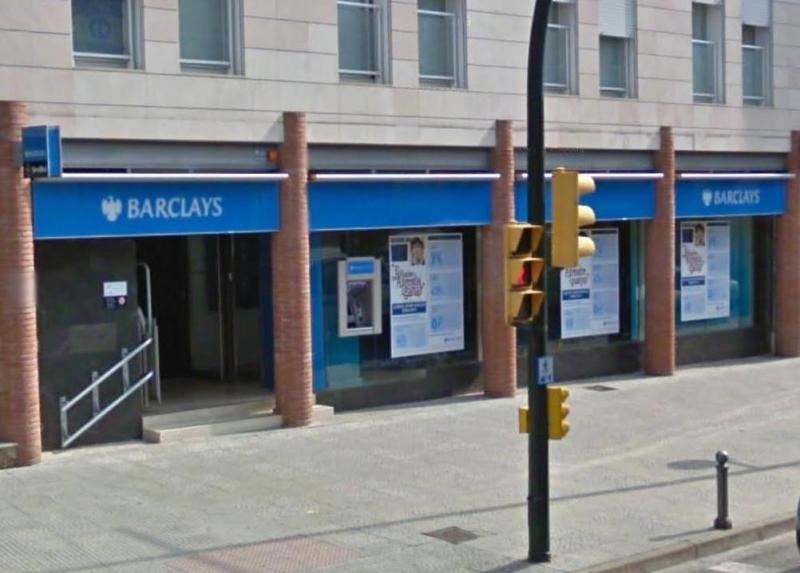 Barclays bank s a red de oficinas 109 sucursales for Barclays oficinas madrid