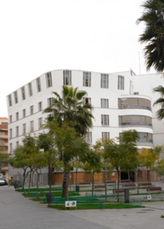 Residencia geri trica municipal barcelona for Banco espirito santo oficinas