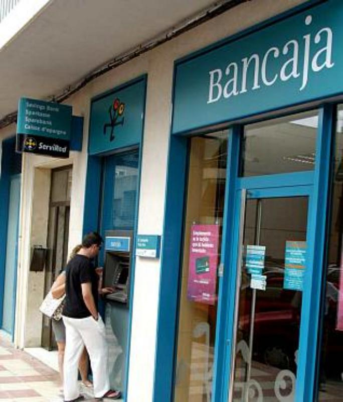 Bancaja red de oficinas 107 sucursales for Red de sucursales