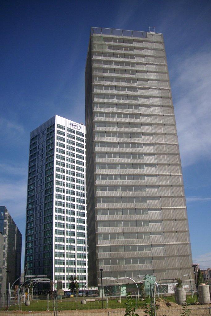 WERFEN GROUP – Edificio de oficinas